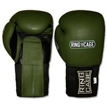 Deluxe Sparring Glove VelcroElastic Cuff